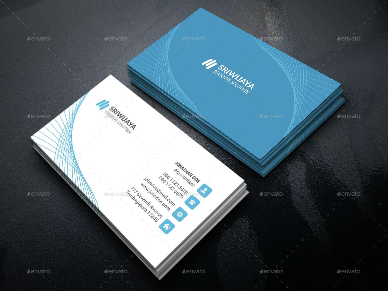 Creative Corporate Business Card Corporate Business Card Buy