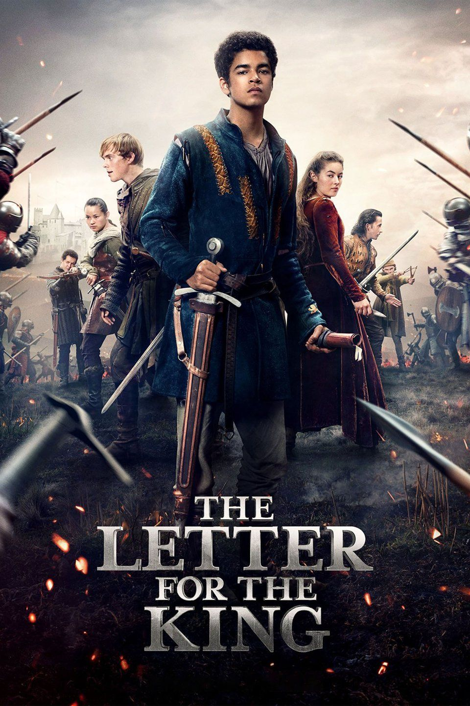 Nonton The Letter For The King 2020 Subtitle Indonesia In 2020 Netflix Original Series Lettering Netflix