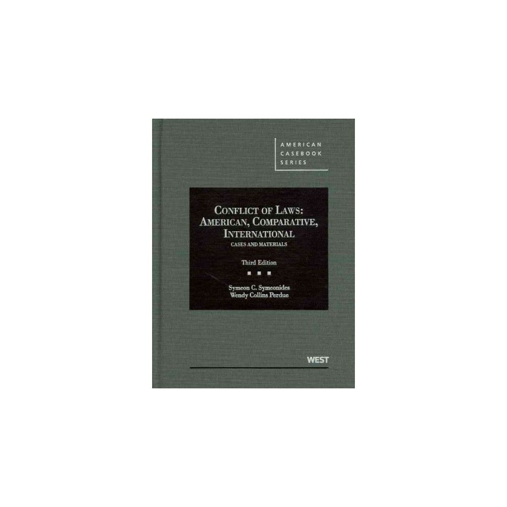 Conflict of Laws (Hardcover)