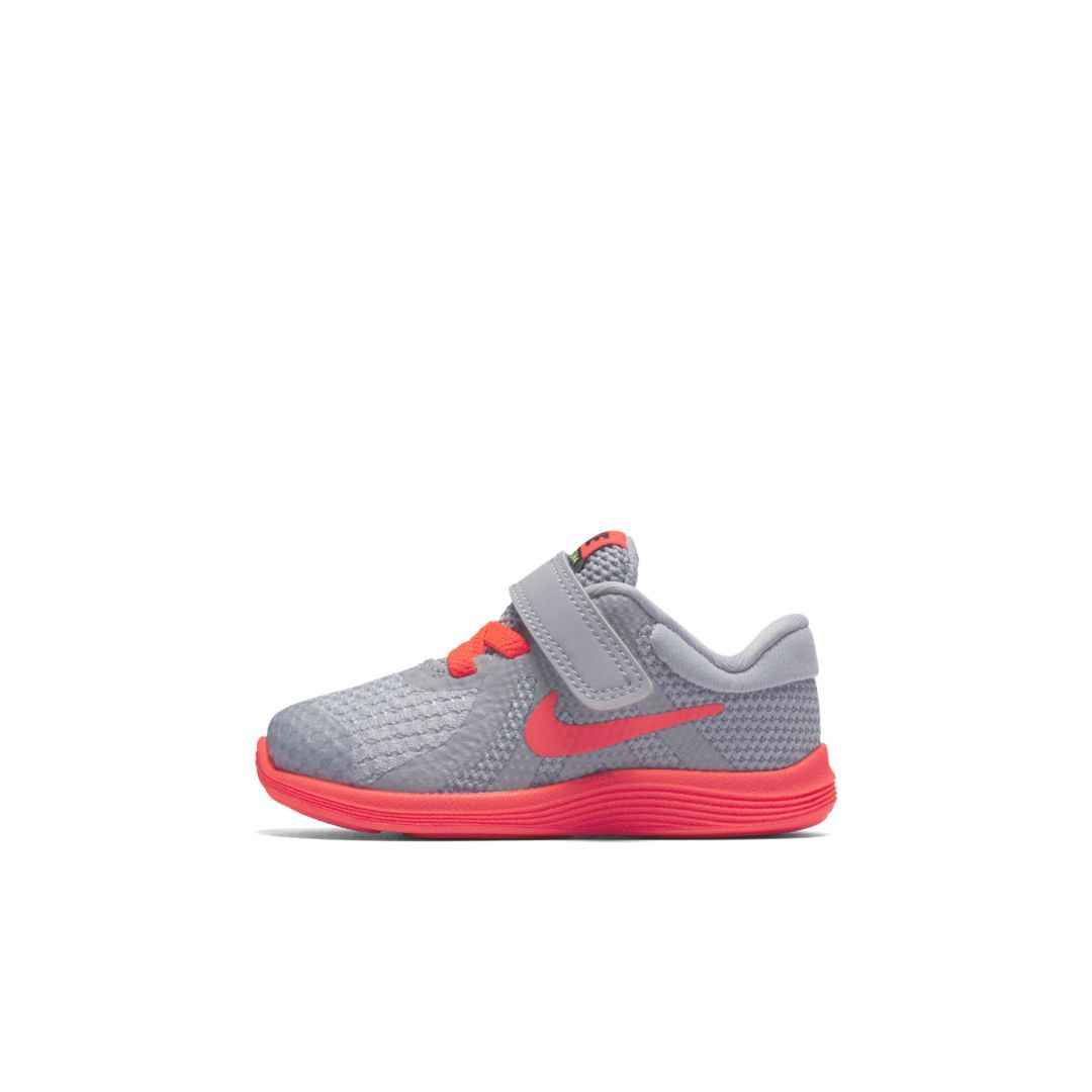 775b14325ab2 Nike Revolution 4 Fade Infant Toddler Shoe Size 10C (Wolf Grey ...