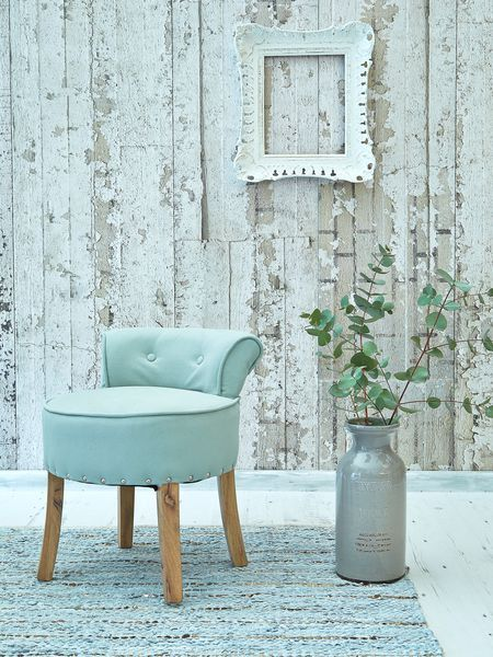 Incredible Small Boudoir Chair Duck Egg Color In 2019 Small House Machost Co Dining Chair Design Ideas Machostcouk