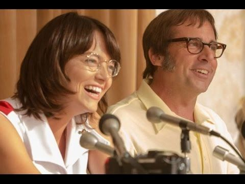 Battle Of The Sexes 2017 Official Trailer Emma Stone Movie