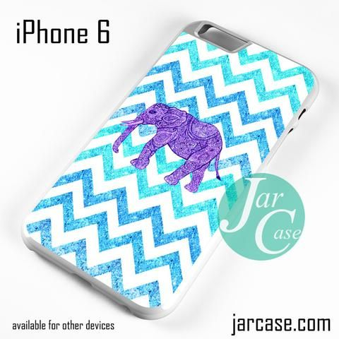 Cool Chevron Elephant Phone case for iPhone 6 and other iPhone devices