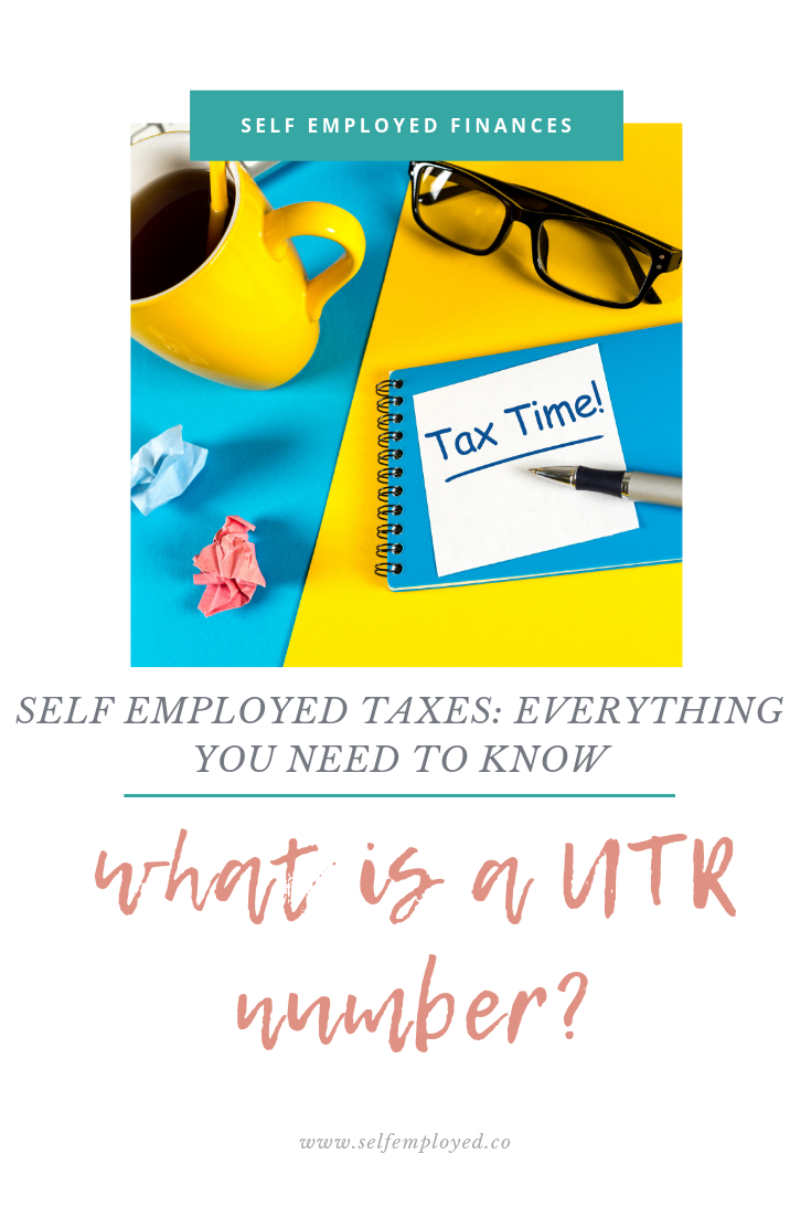 How to Get a UTR Number from HMRC Budgeting worksheets