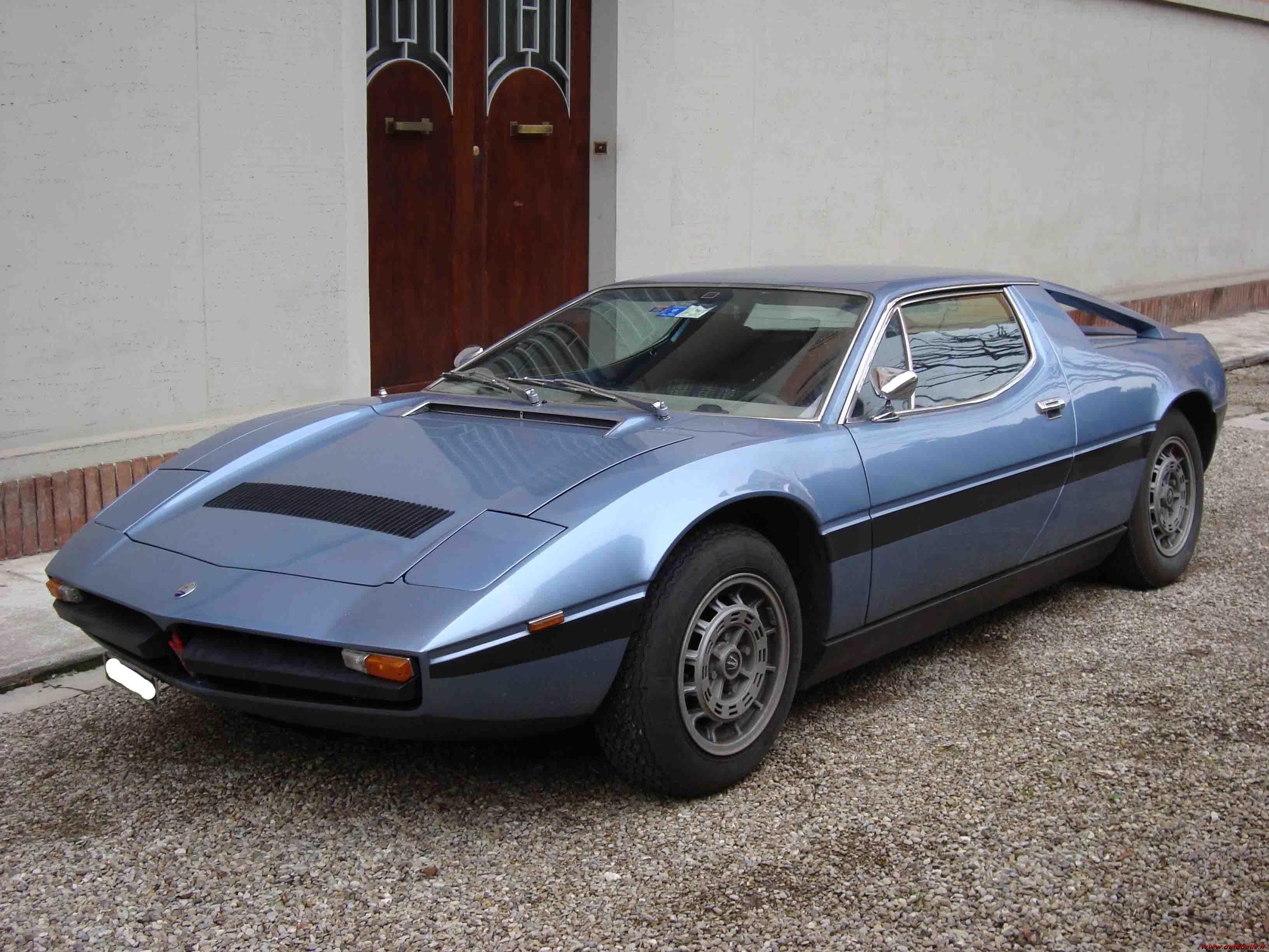 Maserati Merak 2000 GT (1977-1983) | 車