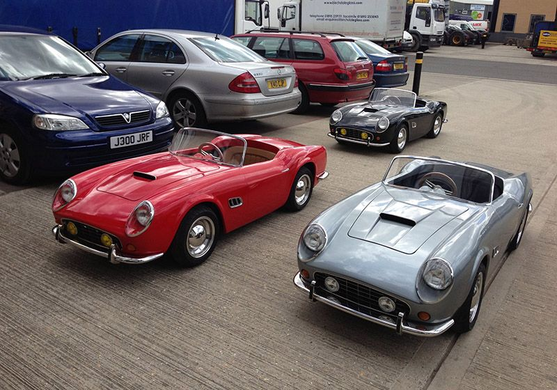 Mini Cars For S Gas Ed Ride On Toys Serious Car Enthusiasts And Really Lucky