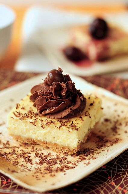 사바용 치즈케이크