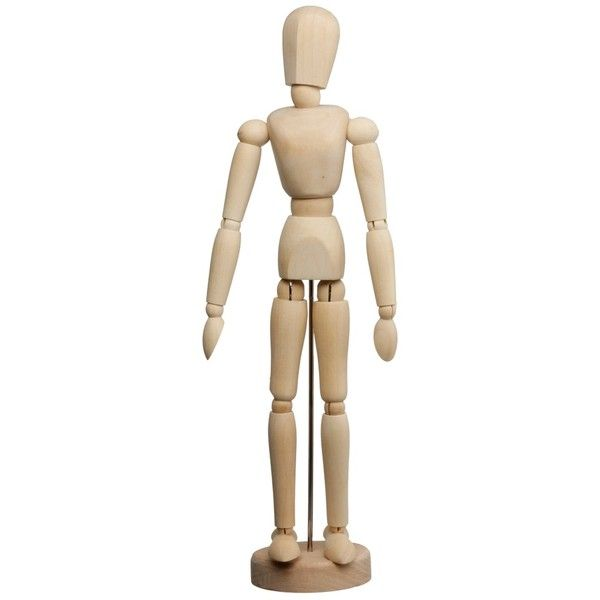 whsmith artist s wooden mannequin liked on polyvore featuring