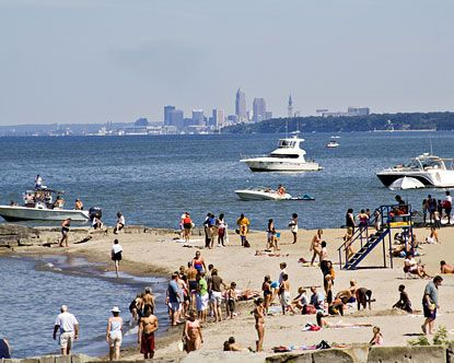 Lake Erie Beaches At Presque Isle Is One Of My Favorite Places