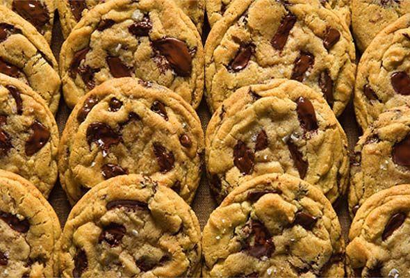 David Leite's Chocolate Chip Cookies