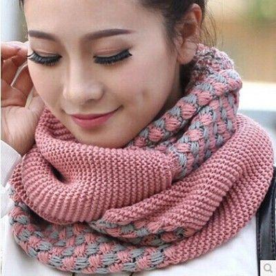 diseño de calidad b8258 8c9b1 Como Hacer Bufandas De Moda Para Mujer | BUFANDAS | Bufandas ...