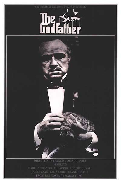 Godfather The Godfather Movie Posters Vintage Vintage Movies