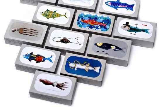 jose-gourmet, delicious sardines, tuna, squid and so on