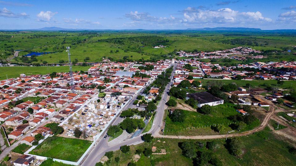 Jacare Dos Homens E Um Municipio Do Sertao Alagoano Sua Populacao