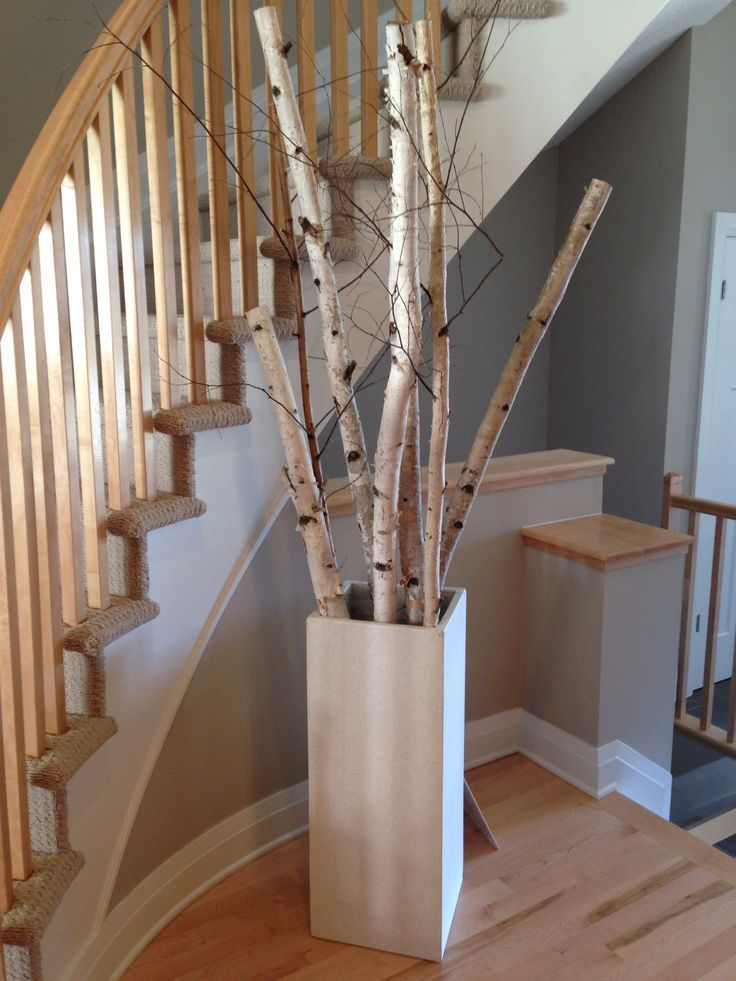 Image Result For Floor Vases With Birch Limbs Birch Tree