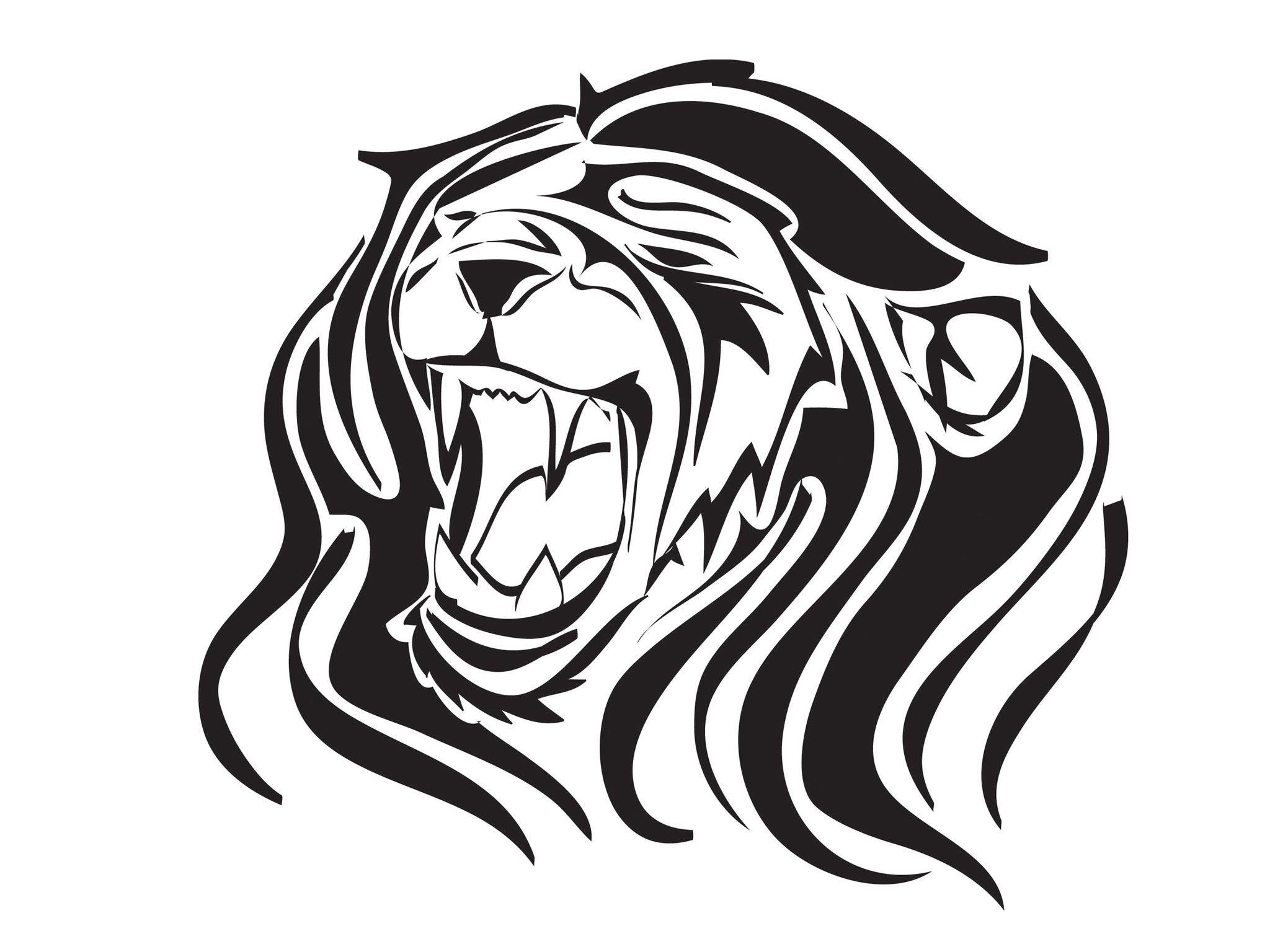 Roaring Lion Tattoo Wallpaper Lion Tattoo Roaring Lion Tattoo Tribal Tattoos