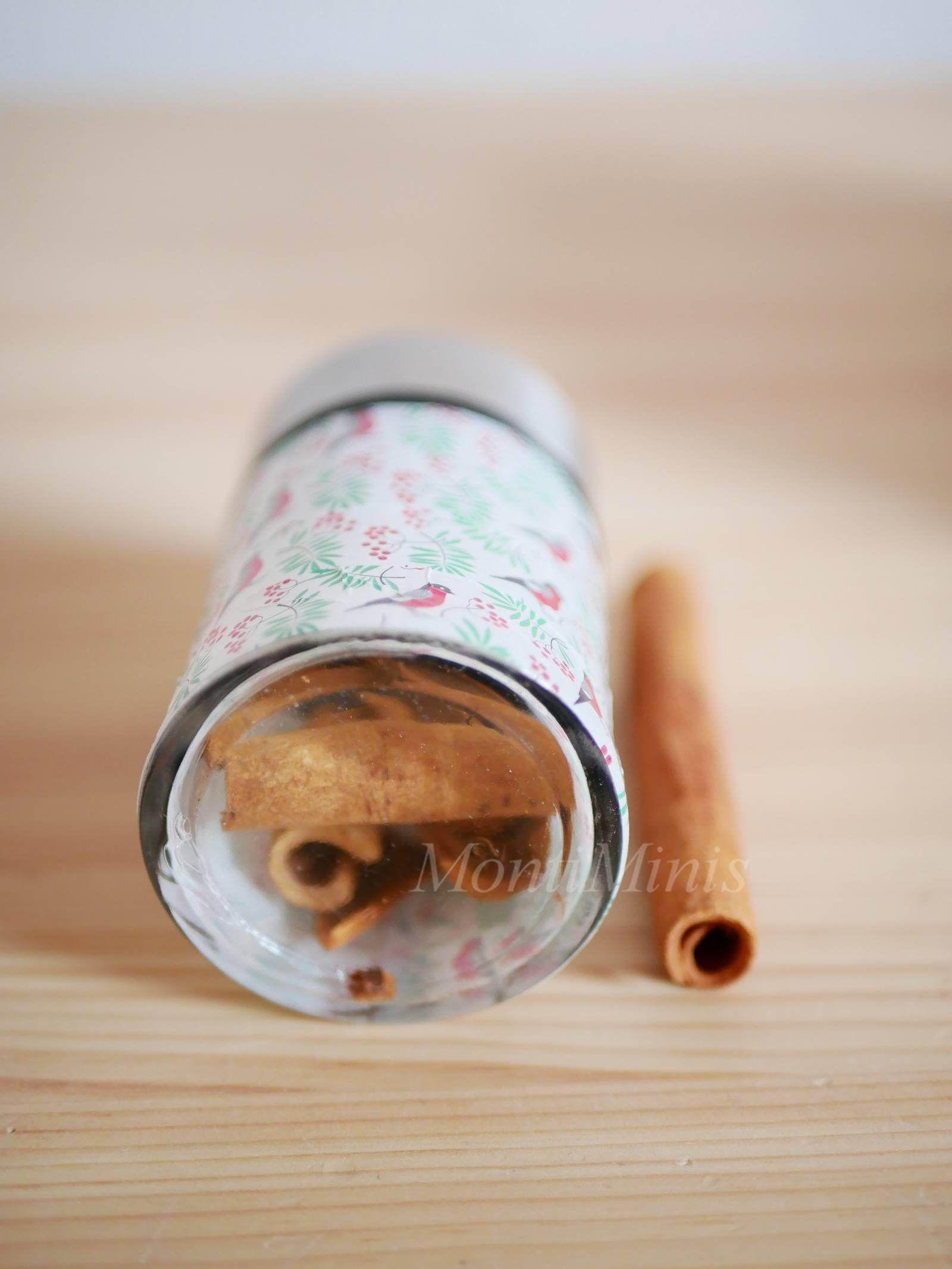 Montessori DIY Geruchsgläser