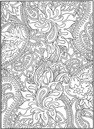 complicated coloring pages for adults - Google Search | Mandalas and ...