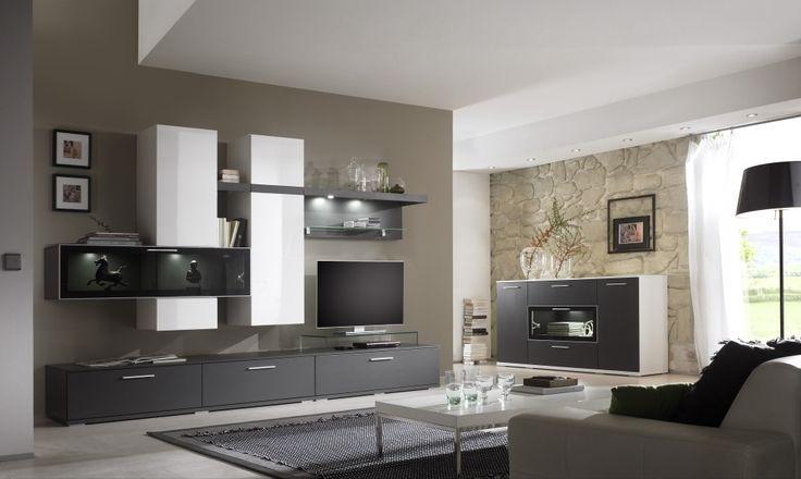 moderne wohnzimmer accessoires wohnzimmer modern grau bungalow - wohnzimmer streichen grau ideen