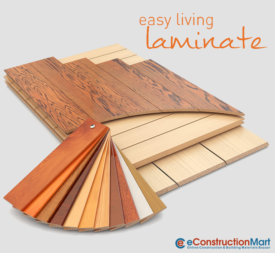 Buy LaminatedPlywood at best price in India from