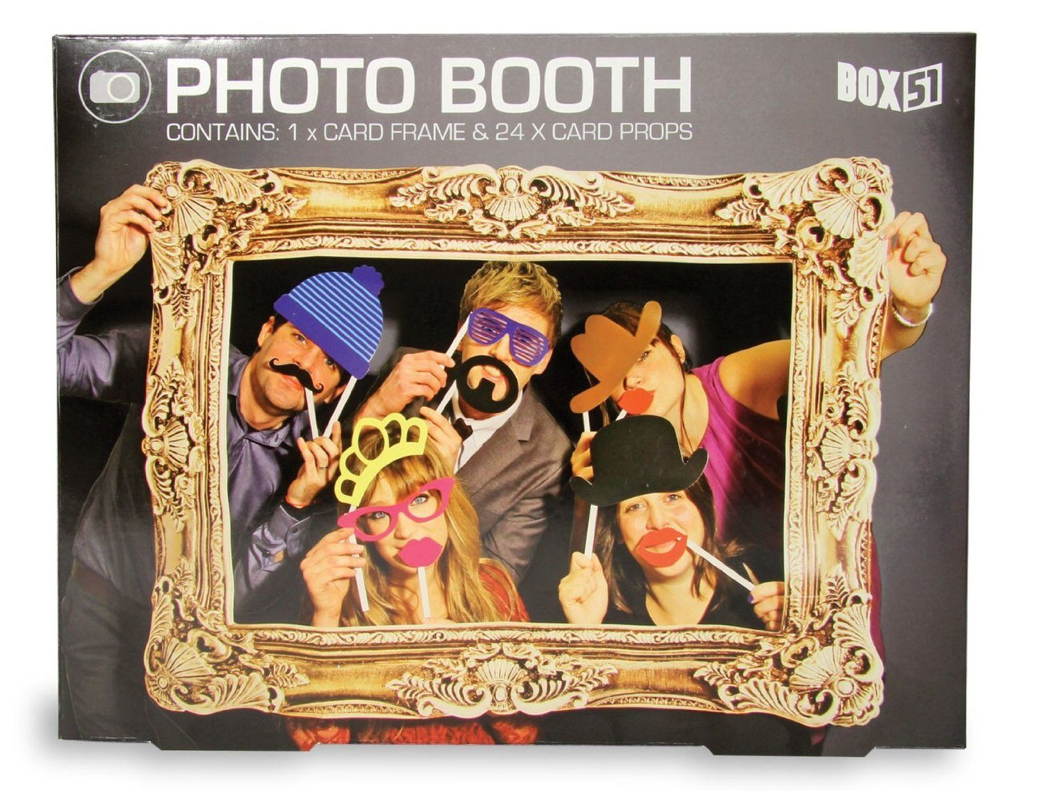 Box 51 Photo Booth: Amazon.co.uk: Toys & Games