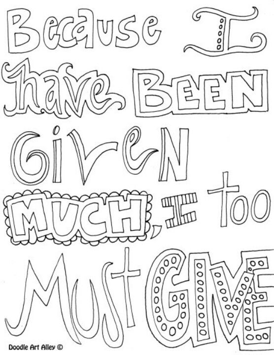 Quotes coloring pages | Classroom deco | Pinterest | Colorear ...