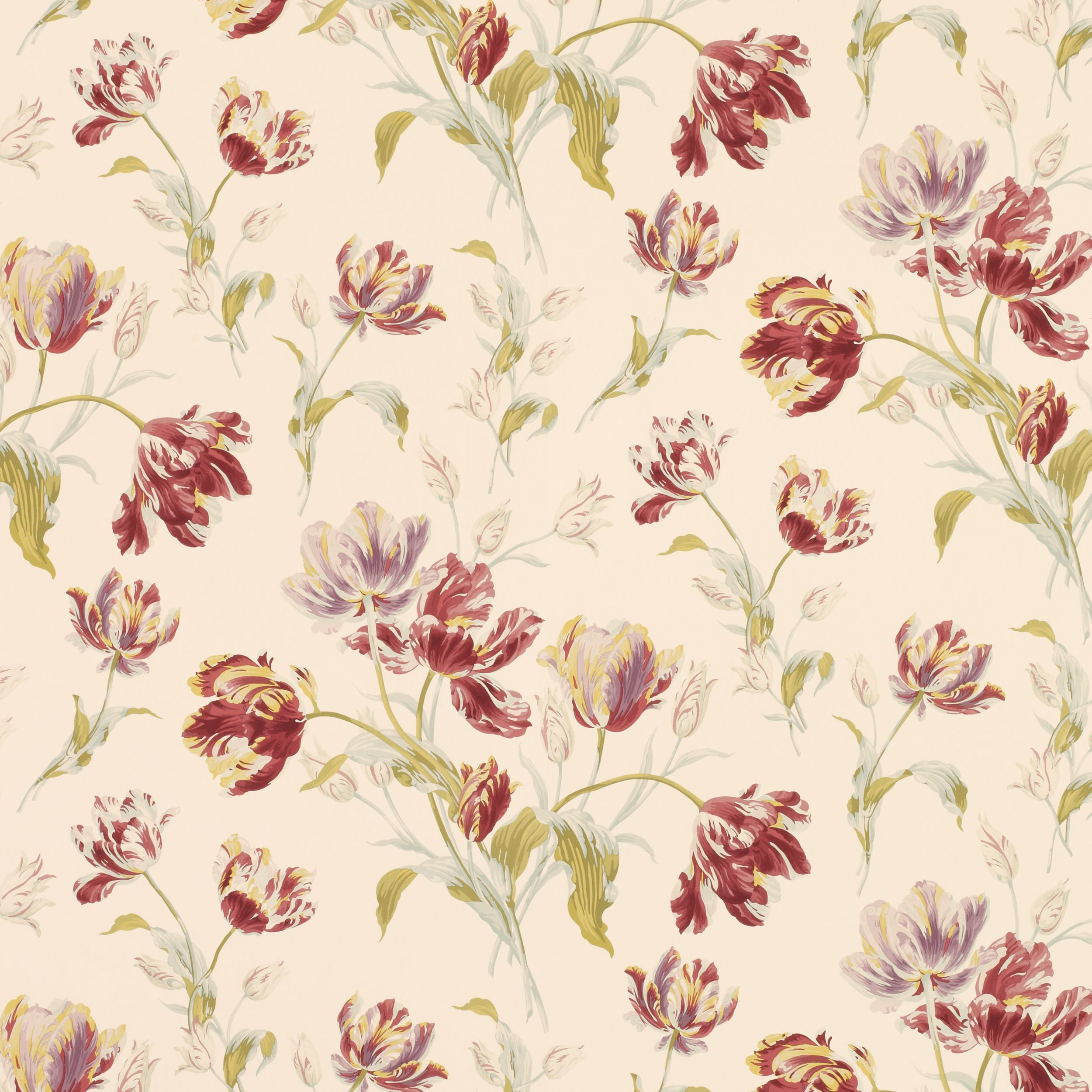 gosford meadow cranberry wallpaper from laura ashley wallpaper