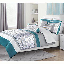Wholehome Md Skyway 8 Piece Cotton Duvet Cover Set Sears