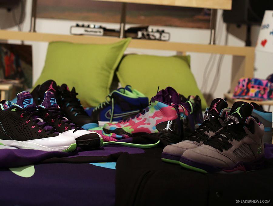 Jordan Brand Previews Holiday