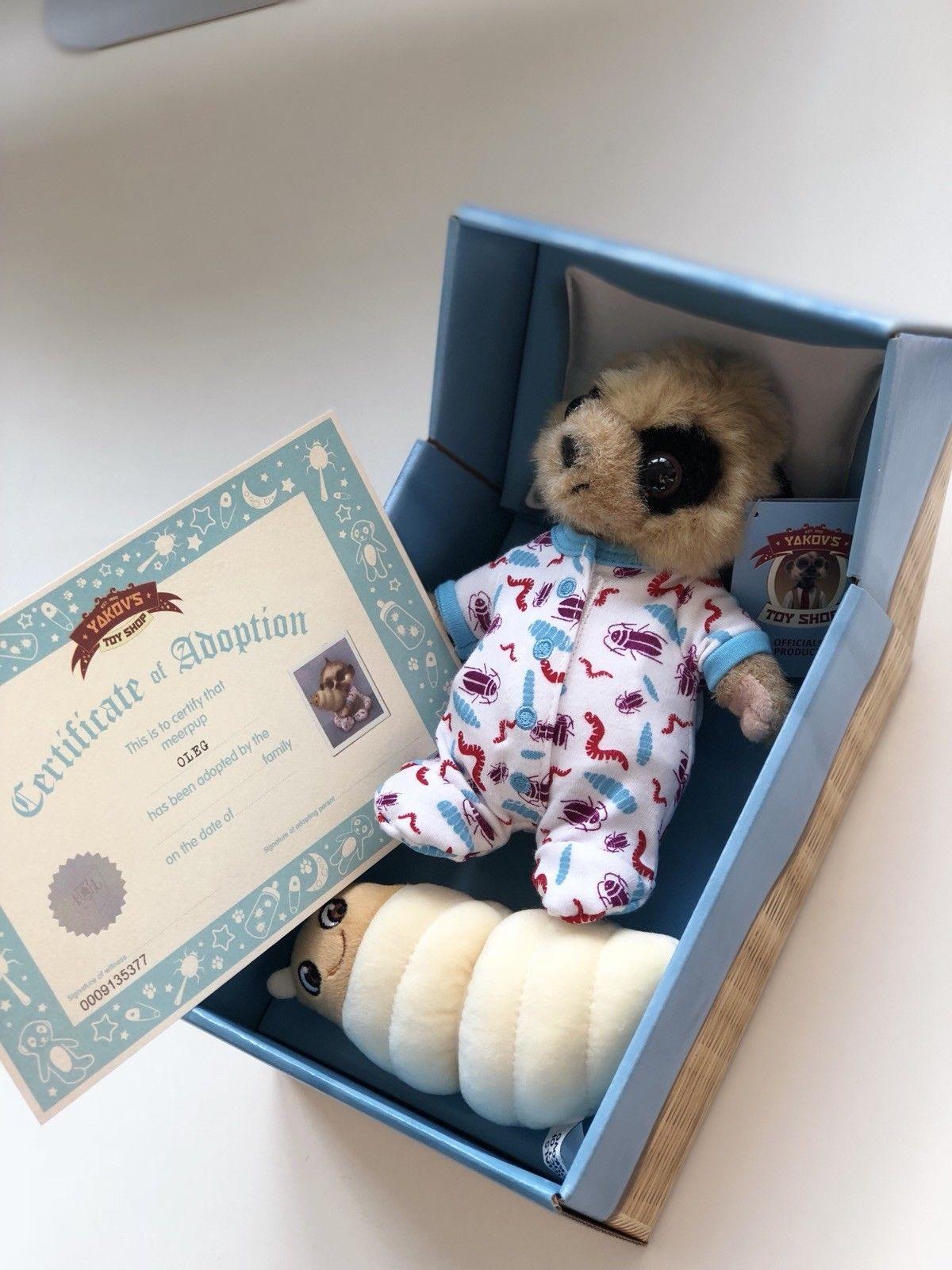 Baby Oleg Meerkat Toy eBay Meerkat, Toys, Baby