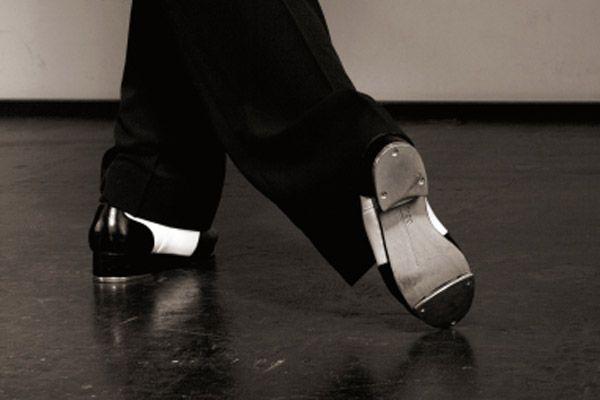 take a tap dancing class.