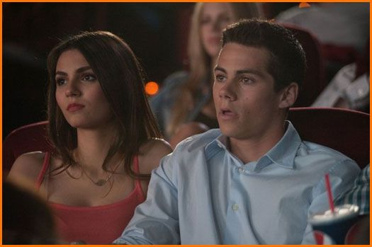 Pin By Katheryn D On Great Actors The First Time Movie Victoria Justice Movies Dylan O Brien