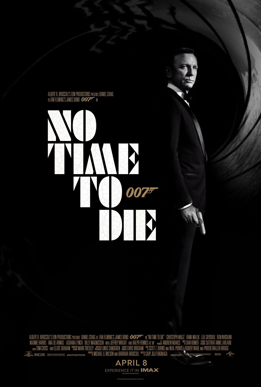 No Time To Die Fan Arts Page 27 Mi6 Community James Bond James Bond Movie Posters James Bond Movies