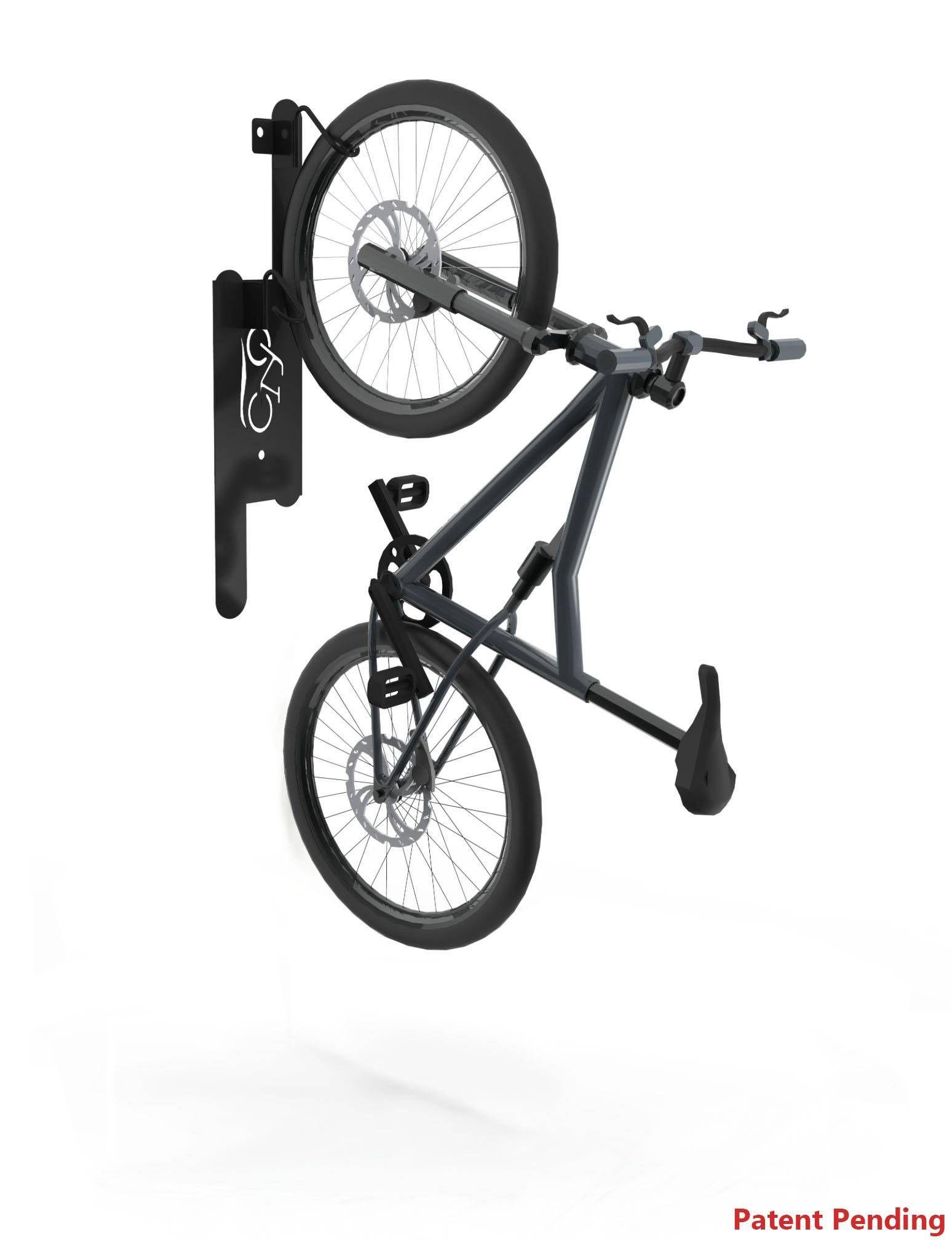 Unique 2 Bike Wall Storage Rack In 2020 Bike Wall Storage Bike Rack Wall Bike Rack Garage