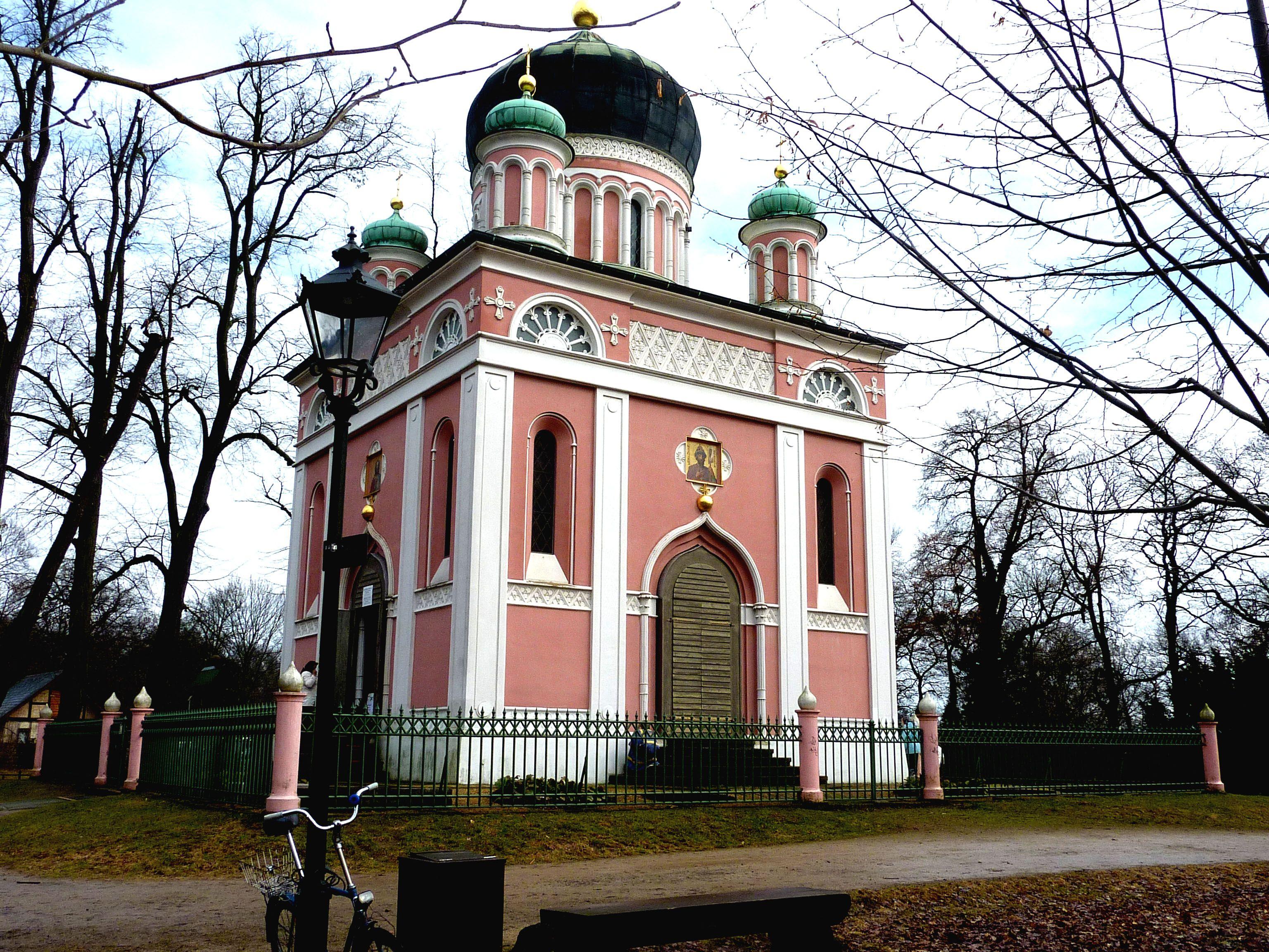 Bildergebnis Für Potsdam Russische Kolonie