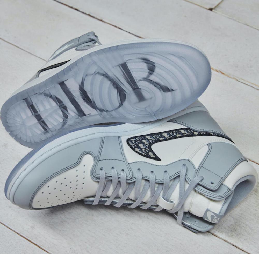 """Dior x Air Jordan 1 """"Air Dior"""" Collection Release Date"""