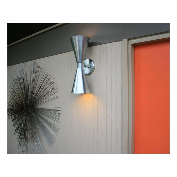 Cosmic Wall Sconce   Sconces, Wall sconces, Midcentury modern on Ultra Modern Wall Sconces id=33390