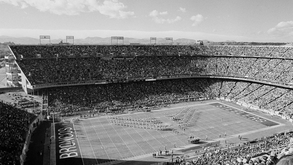 The Denver Broncos 68 Years of Football at Mile High