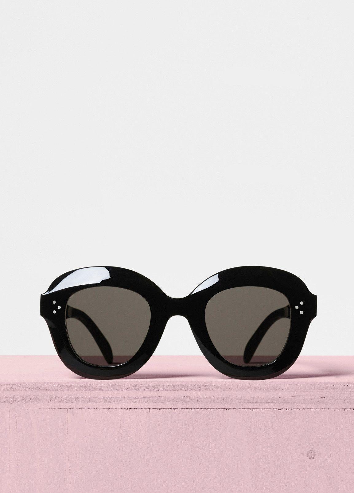 Lola Sunglasses in Acetate - Céline | F R A M E S | Pinterest | Cat ...