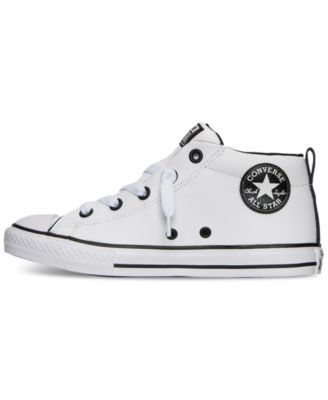 Converse Boys Chuck Taylor All Star Official Mid Top