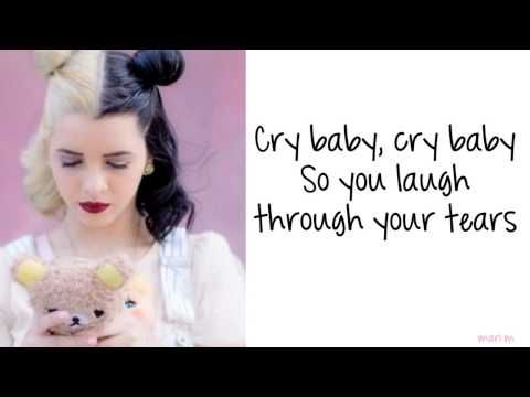 Cry Baby Lyrics Melanie Martinez