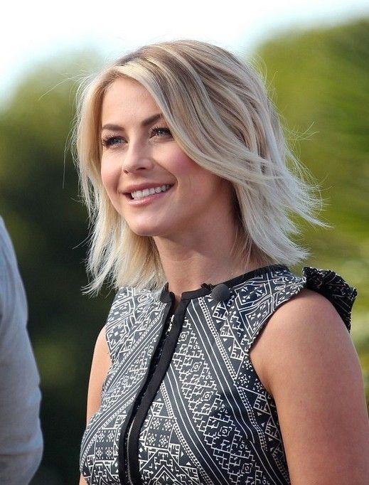 7 Beliebte Julianne Hough Safe-Haven-Haarschnitte // # ...