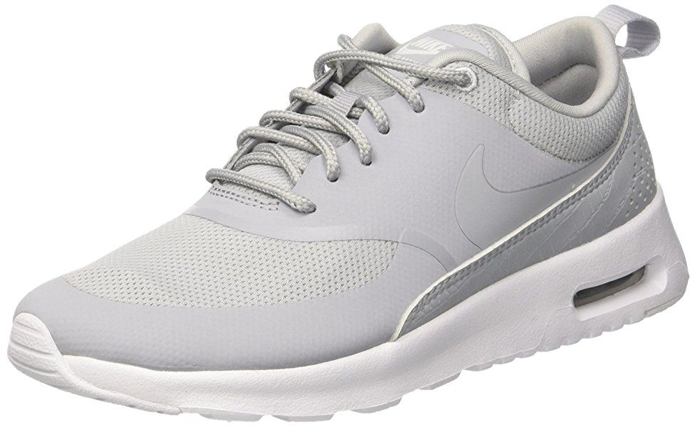 grossiste 94a53 dfaca Amazon.com | Nike Womens Air Max Thea White/White White ...