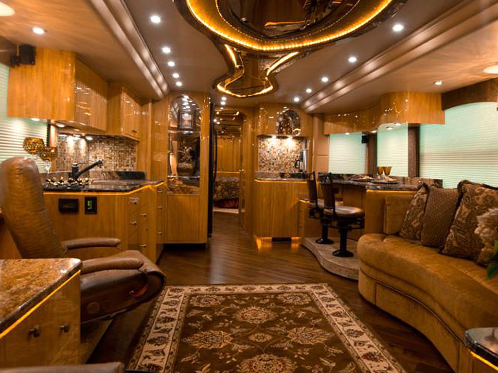 15+ Luxury campers inspiration