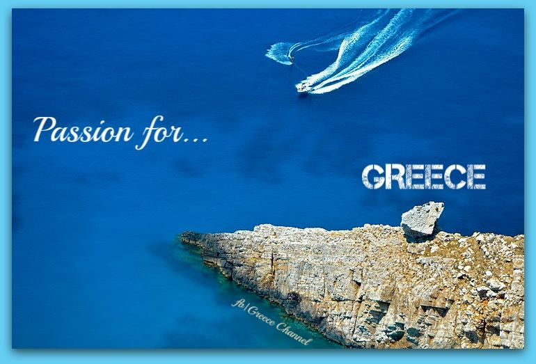 Passion...For Greece