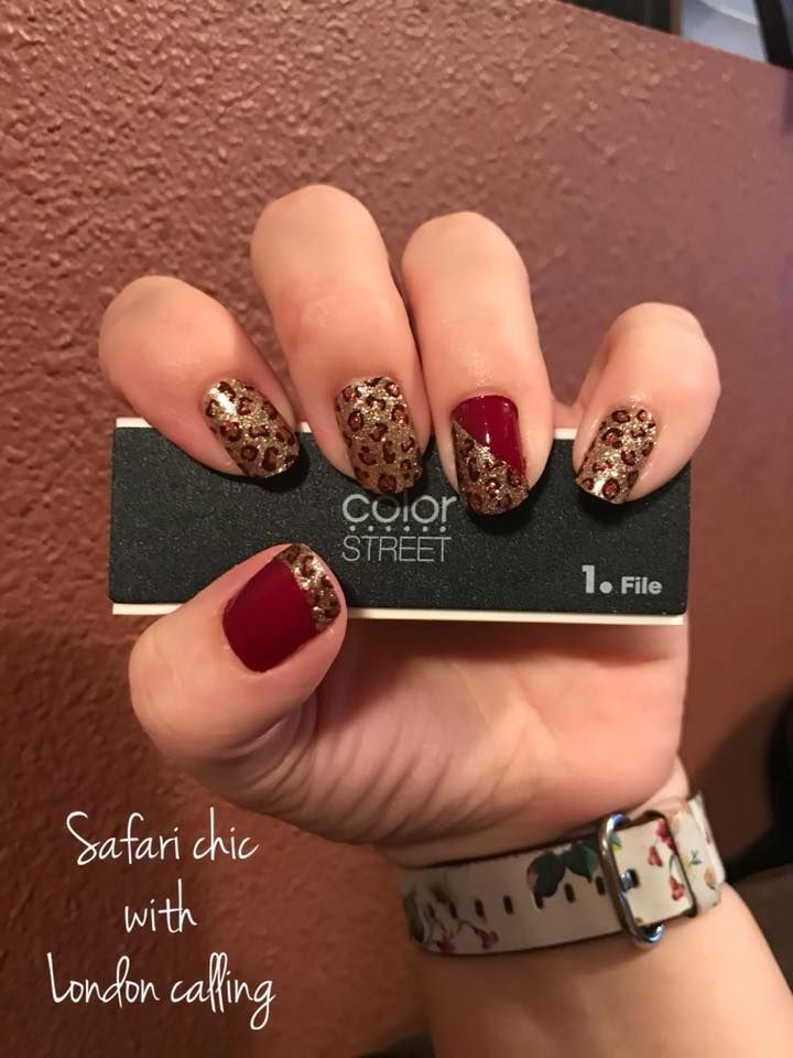 It\'s 100% real nail polish strips that are easy to apply. There is ...