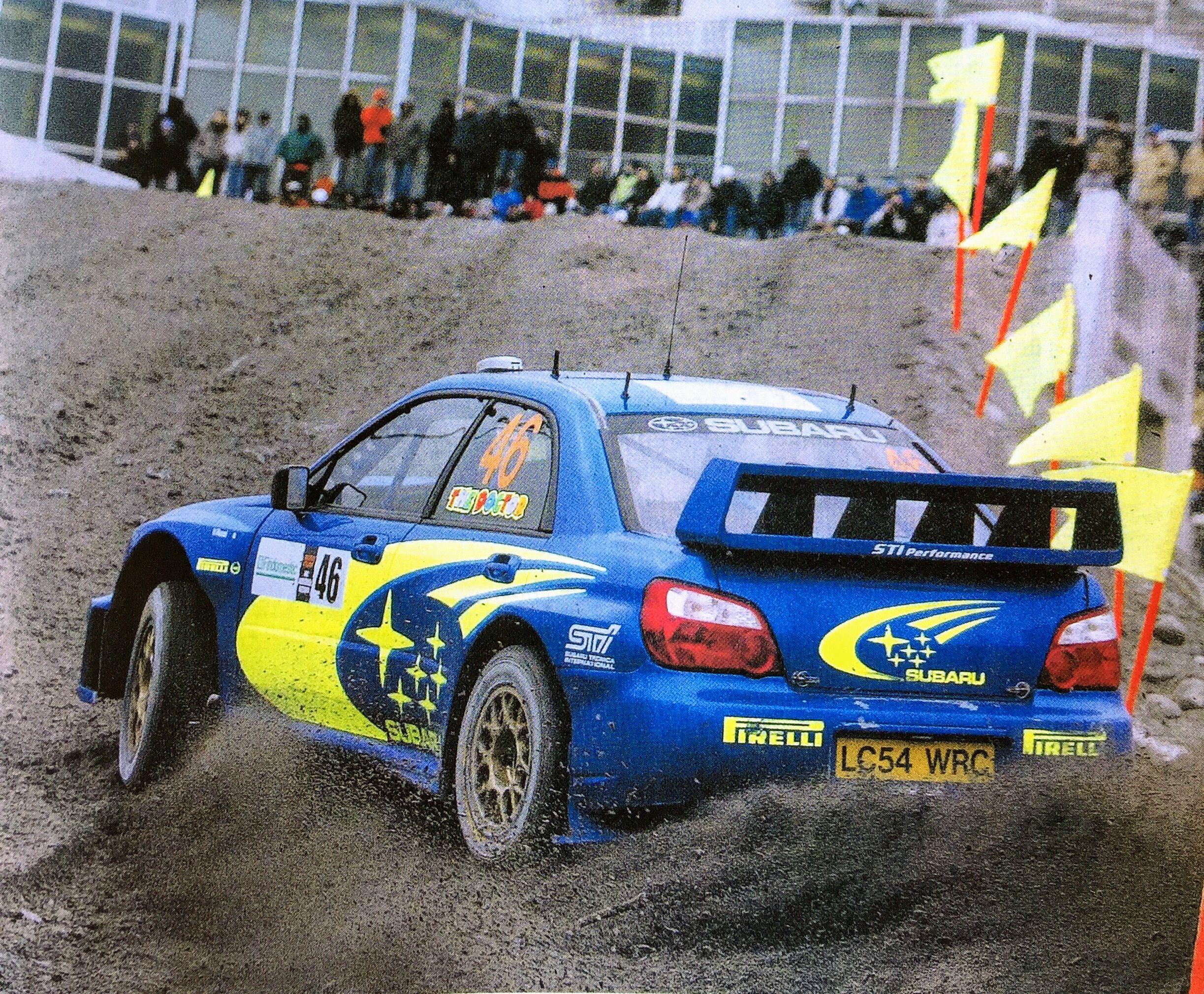 Valentino Rossi 2005 Subaru Cars Subaru Wrc Subaru Impreza Wrc