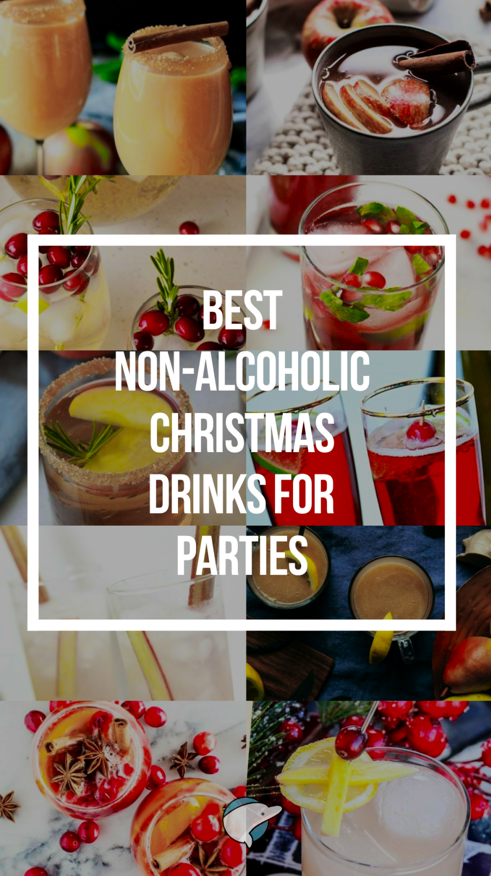32 Non-Alcoholic Christmas Drinks Great for Parties | Food ...