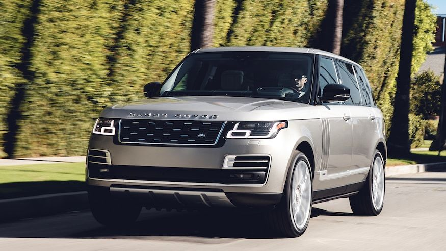 The Most Expensive SUVs for 2020 We'd Park in Our Garage