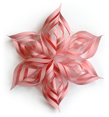 love this paper star